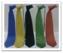 ネクタイ全5色